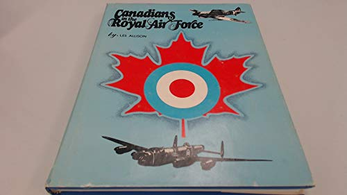 Canadians In The Royal Air Force