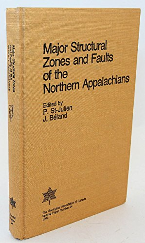 Major Structural Zones and Faults of the