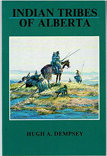9780919224001: Indian tribes of Alberta