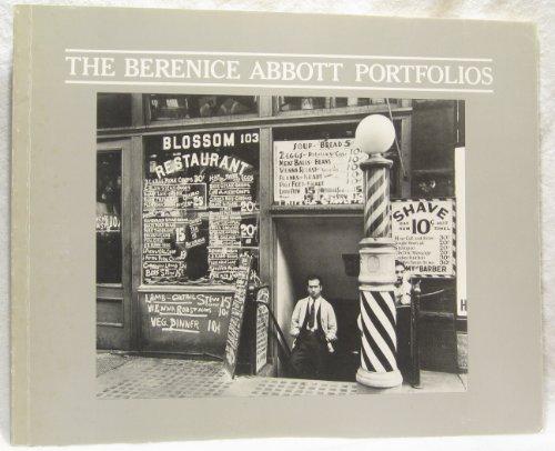 9780919224261: The Berenice Abbott portfolios