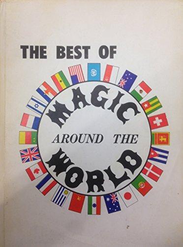 9780919230446: The Best of Magic around the world