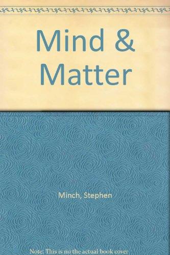 9780919230460: Mind & Matter