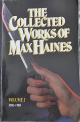 9780919233386: Collected Works of Max Haines: Volume 2, 1983-1988