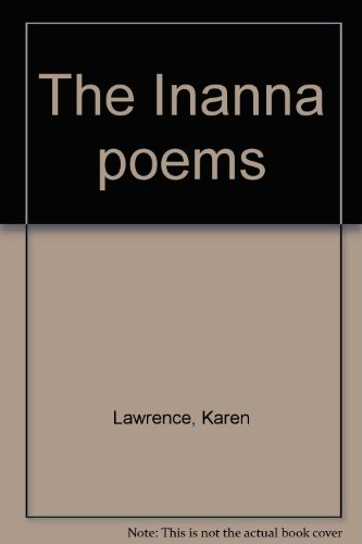 9780919285026: The Inanna poems