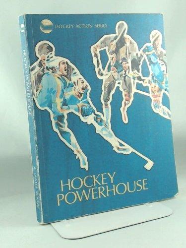 9780919290334: Hockey Powerhouse: Hockey Action Series