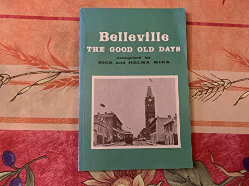 Belleville: The good old days: Mika, Nick; Mika, Helma