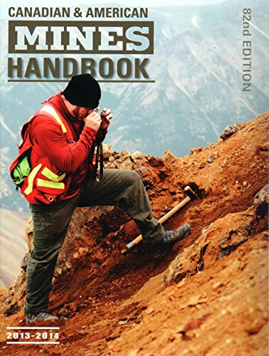 9780919336773: Canadian & American Mines Handbook 2013-2014 82nd Edition