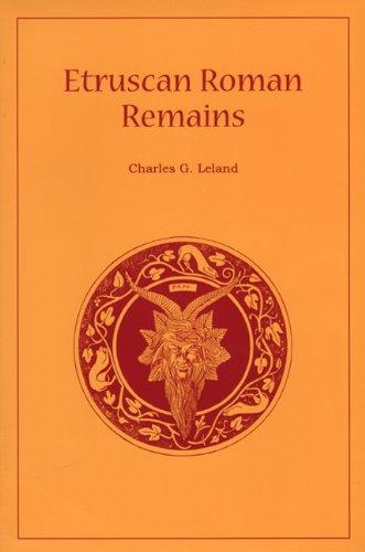 9780919345294: Etruscan Roman Remains
