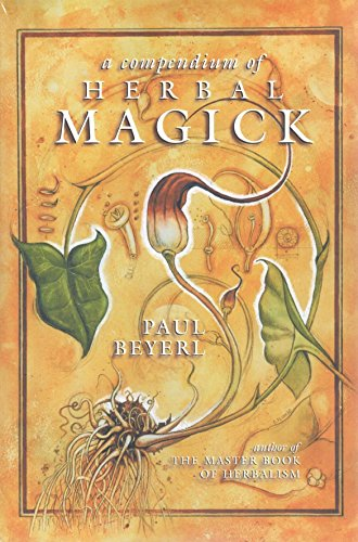 9780919345454: A Compendium of Herbal Magic