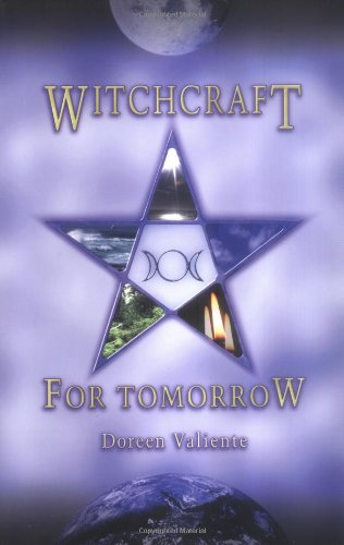 9780919345836: Witchcraft for Tomorrow (Illustrated)