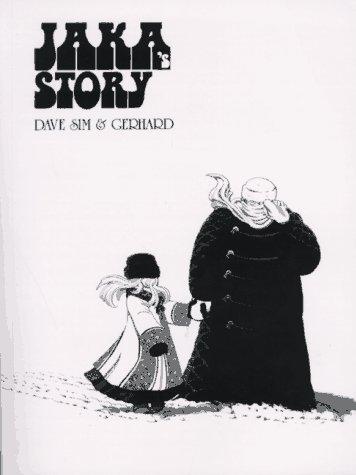 9780919359123: Jaka's Story (Cerebus, Volume 5)