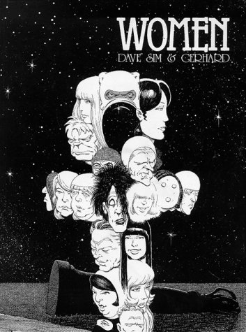 Women (Cerebus, Book 8)