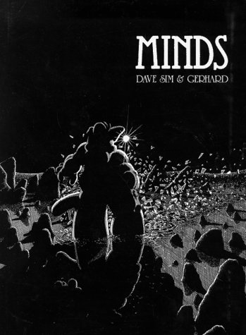 Minds (Cerebus, Volume 10) -- Signed: Dave Sim, Gerhard