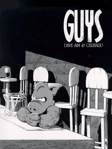 9780919359178: Guys (Cerebus, Book 11)