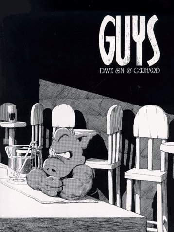 Guys (Cerebus, Book 11): Dave Sim, Gerhard