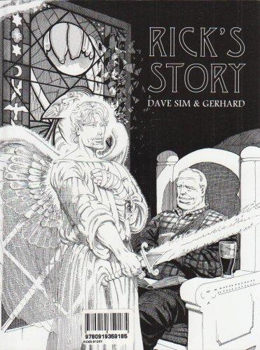 9780919359185: Rick's Story (Cerebus, Book 12)