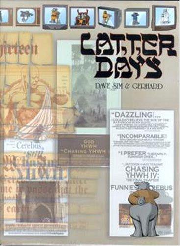 9780919359222: Latter Days (Cerebus No. 15)