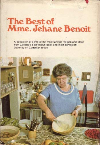 9780919364134: THE BEST OF MME. JEHANE BENOIT