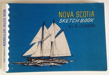 9780919380042: Nova Scotia Sketchbook