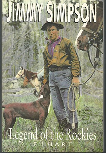 Jimmy Simpson : Legend of the Rockies: Hart, E. J.