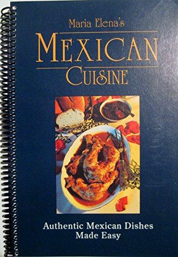 Maria Elena's Mexican Cuisine: Maria Elena C.