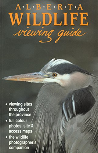 9780919433786: Alberta Wildlife Viewing Guide (Wildlife Viewing Guides Series)