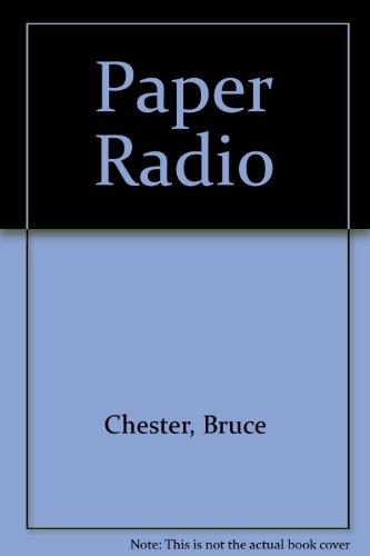 9780919441217: Paper Radio