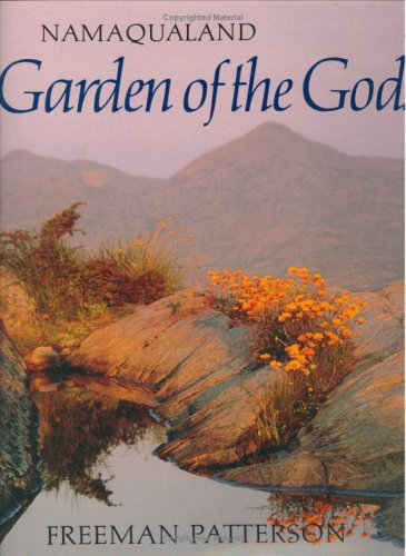 9780919493377: Namaqualand: Garden of the Gods