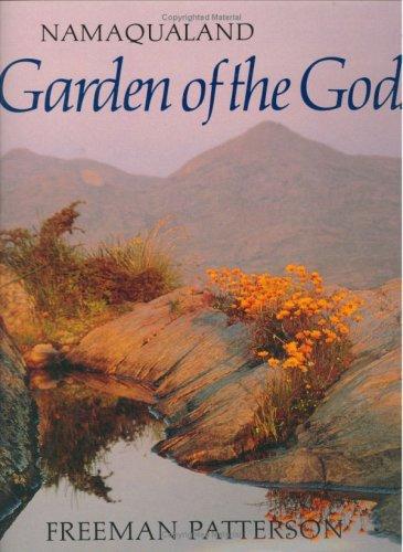 9780919493377: Namaqualand Garden of the Gods (Travel Writing)