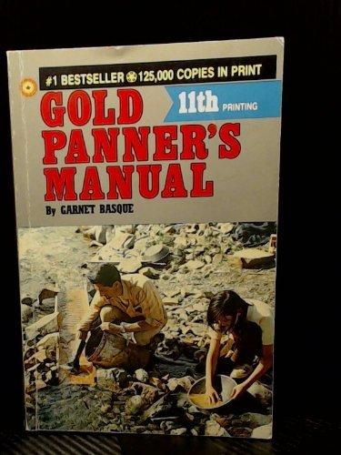 Gold Panner's Manual: BASQUE, Garnet