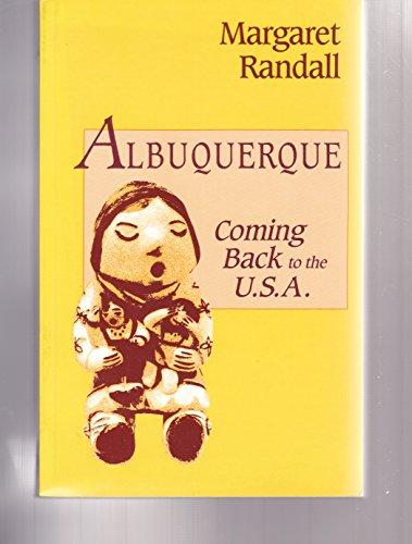 9780919573536: Albuquerque: Coming back to the U.S.A
