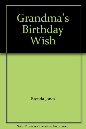 9780919591516: Grandma's Birthday Wish