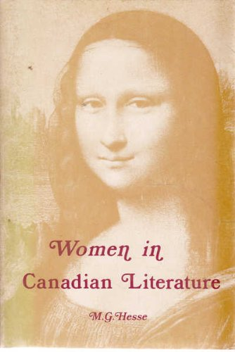 9780919594586: Women in Canadian literature