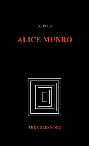 9780919614536: Alice Munro (Early Canadian Poetry Series - Criticism & Biography)