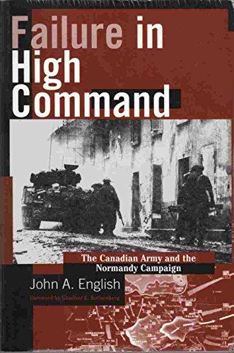 Failure in High Command: English, John