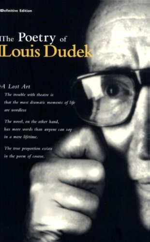 9780919614826: The Poetry of Louis Dudek: Definitive Collection