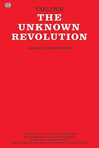 9780919618251: UNKNOWN REVOLUTION