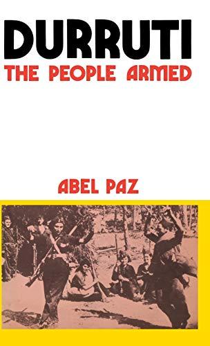 9780919618732: Durruti: The People Armed (Black Rose Books; E23)