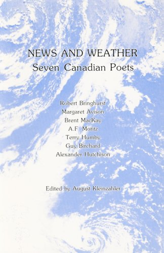9780919626171: News and Weather: Seven Canadian Poets