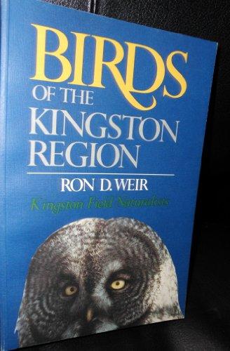 9780919627253: Birds of the Kingston Region (Kingston Field Naturalists)