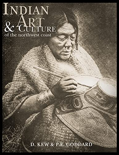 9780919654136: Indian Art & Culture: of the northwest coast