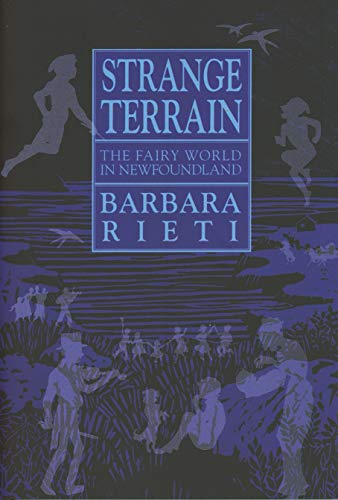9780919666719: Strange terrain: The fairy world in Newfoundland (Social and economic studies)