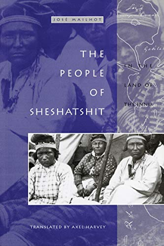 9780919666887: The People of Sheshatshit: In the Land of the Innu
