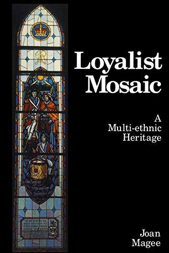 Loyalist Mosaic : A Multi-Ethnic Heritage: Joan Magee