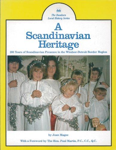 A Scandinavian Heritage: 200 Years of Scandinavian: Magee, Joan