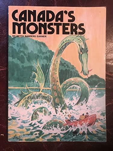 Canada's Monsters: Garner, Betty Sanders