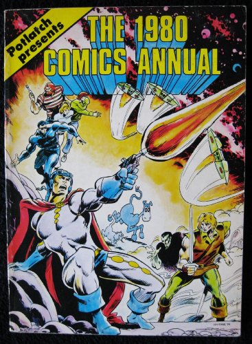 The 1980 Comics Annual: Carr, Ian [editor]