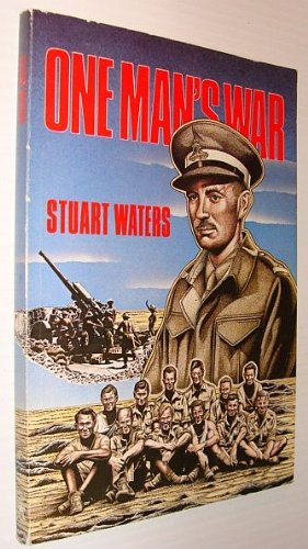 One Man's War: Waters, Stuart