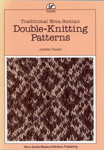9780919680296: Traditional Nova Scotian Double-knitting Patterns