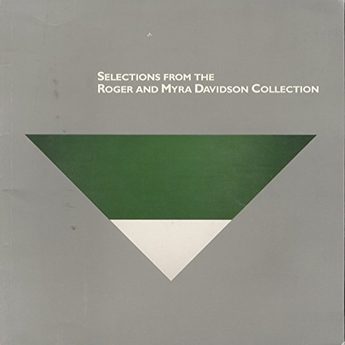 9780919777422: Selections from the Roger and Myra Davidson Collection of international contemporary art